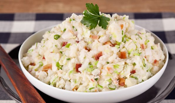 Mashed Potatoes with Bacon & Cabbage - In the Kitchen with Stefano Faita