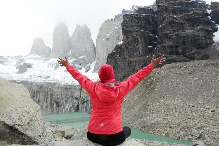 Parque Nacional Torres del Paine en Puerto Natales, Magallanes y de la Antártica Chilena