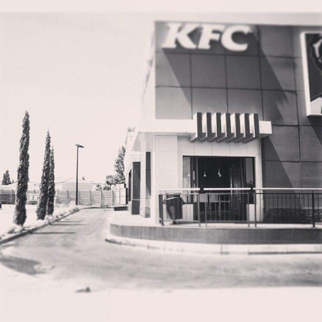 KFC Bloemfontein Drive-Thru Store