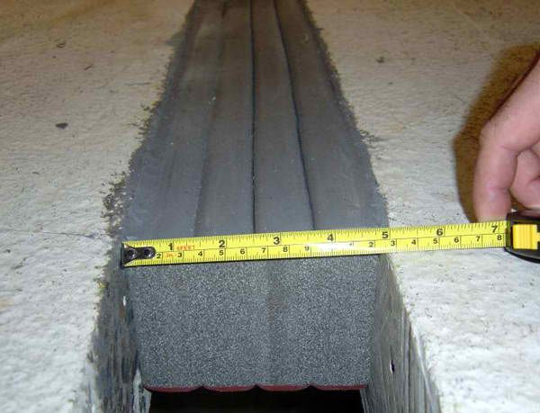 Concrete Joint Tape : Best images about expansion joints on pinterest