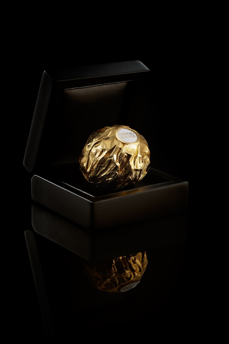 Ferrero Rocher Creative Ferrero Rocher Marshmallow