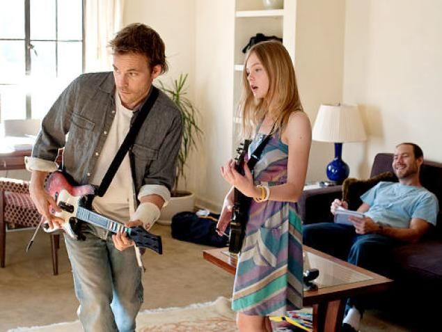 elle fanning somewhere movie photos | Somewhere' review: Stephen Dorff and Elle Fanning are unlikely, yet ...