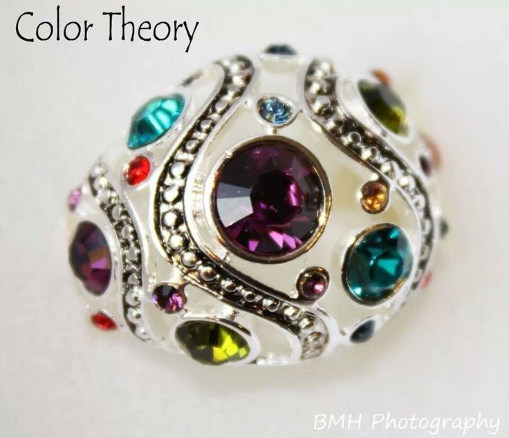 Premier Designs Jewelry Catalog 2013 | Color Theory ring | 2013-2014 Premier Designs Jewelry catalog
