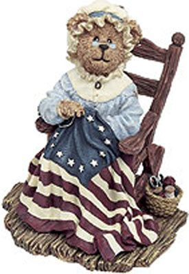 boyds bears figurines | ... to go to our Boyds Bearstones Teddy Bear Figurines Americana Bears