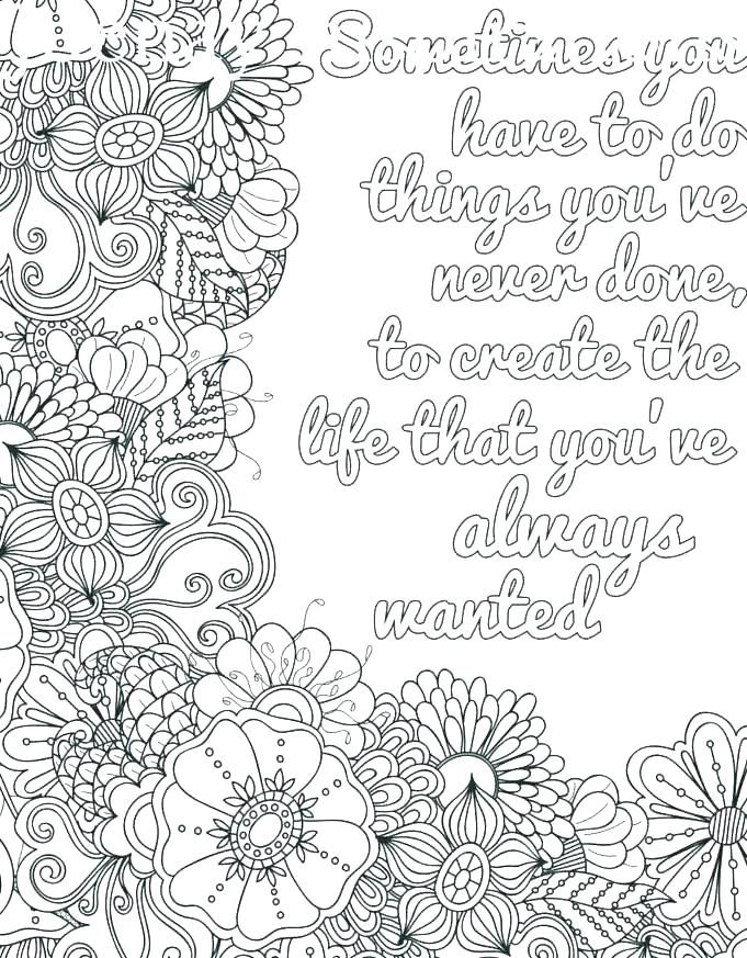 Free Printable Coloring Book Coloring Book Pages Flowers Adult