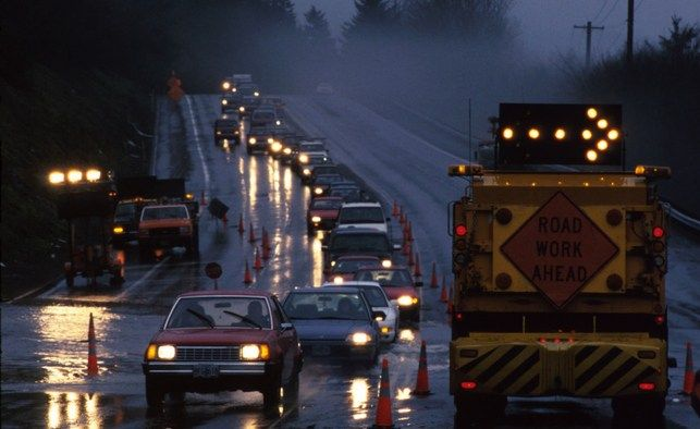 Your better-driving-in-the-rain checklist