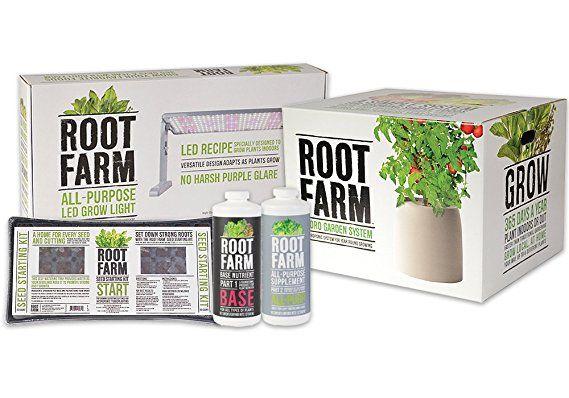 Root Farm Indoor Hydroponic Gardening System