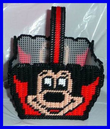 15 Best Images About Plastic Canvas Patterns Mickey Mouse