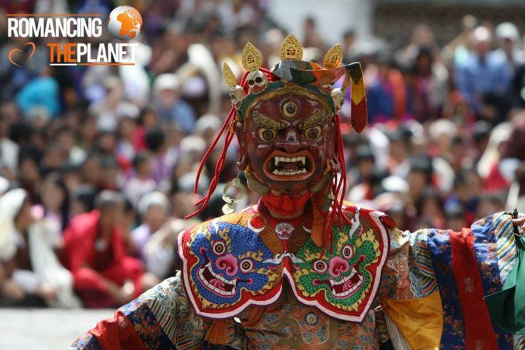 Masked Monk Dance #GrabYourDream #Adventure #Travel #Contest