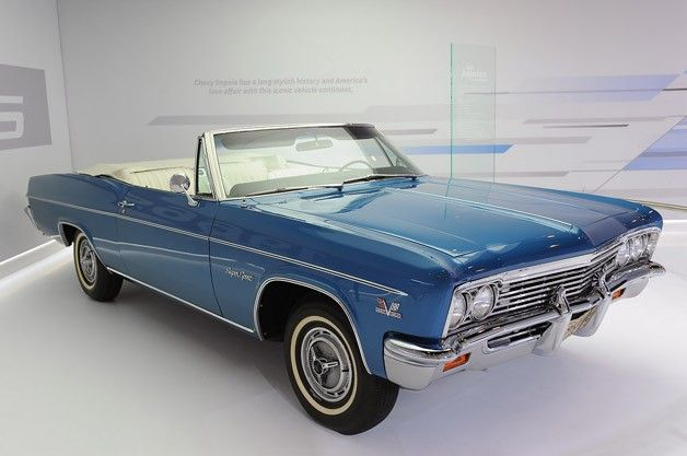 1966 Chevrolet Impala SS 427 Convertible