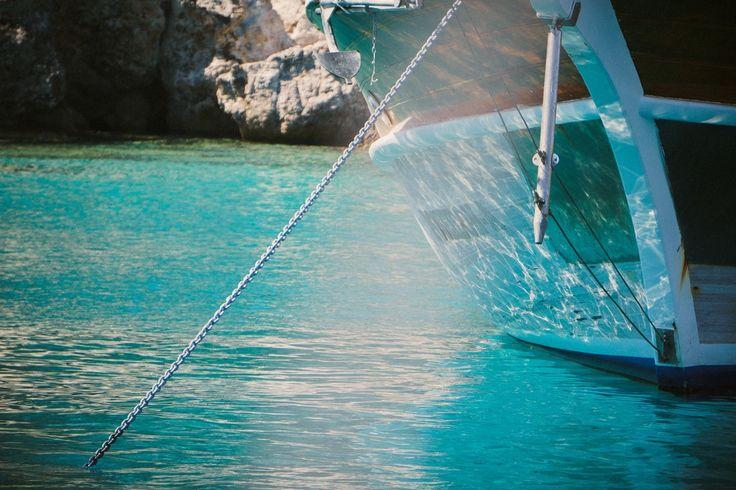hav vatten båt fartyg medelhavs fordon mast segling blå segelbåt segla ankare