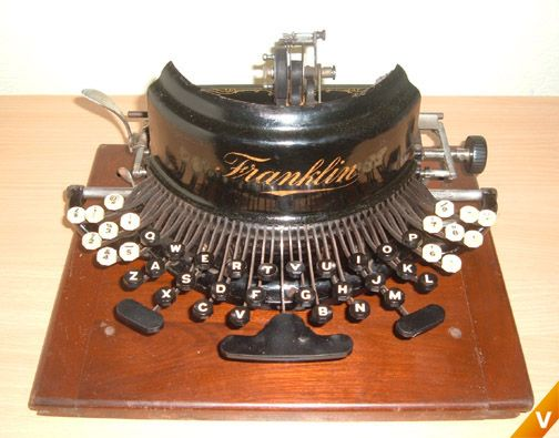 63 best images about typewriters on pinterest models vintage and antiques - Geheime deco ...
