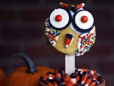 Ostrich Halloween