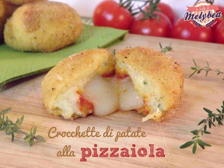 crocchette di patate alla pizzaiola
