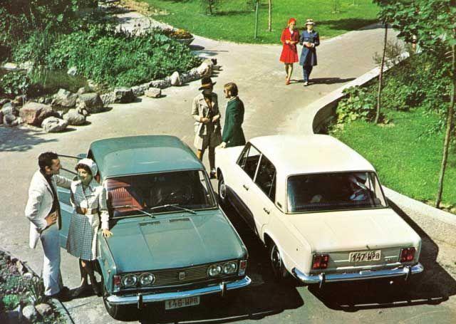 Fiat 125 P: (Polski) From Poland