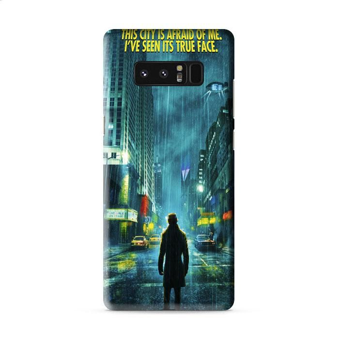 Watchmen Quote Samsung Galaxy Note 5 3D Case Caseperson