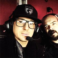 """Death to Normalcy """"why I love Zak Bagans so much"""" blog with GIFS: I hear ya girl, he is something else!"""