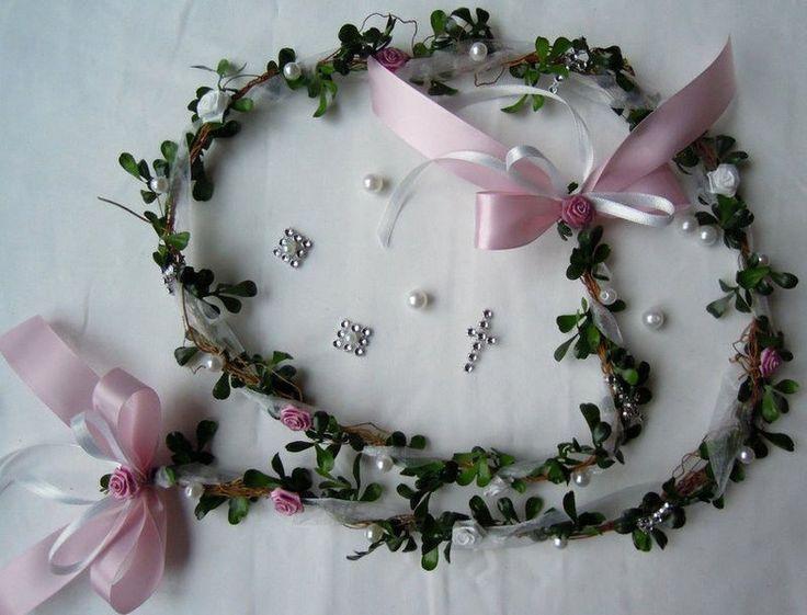 Dekoration - Ehrenplatz Kommunion Konfirmation Taufe rosa - ein Designerstück von Lavendel222 bei DaWanda