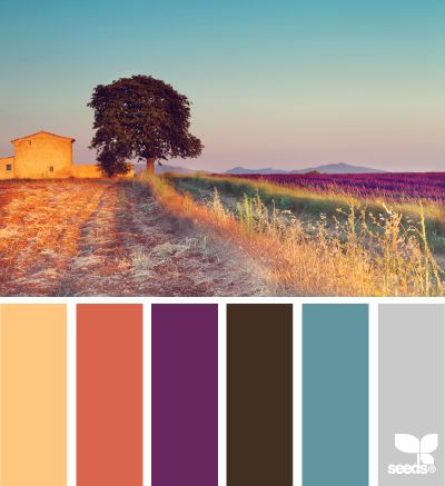 Provence Palette - http://design-seeds.com/index.php/home/entry/provence-palette