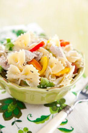 Paula Deen Confetti Chicken Salad