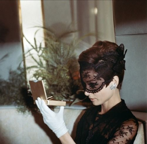 the incomparable audrey hepburn.