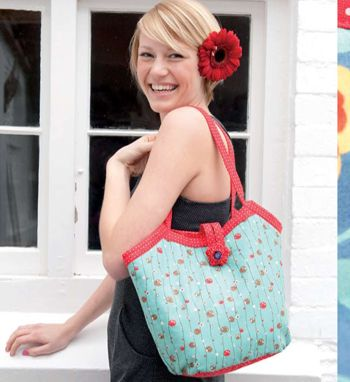 Free bucket bag pattern