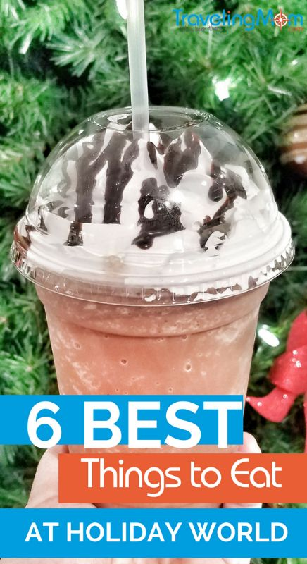 6 best things to eat at Holiday World in Santa Claus, Indiana