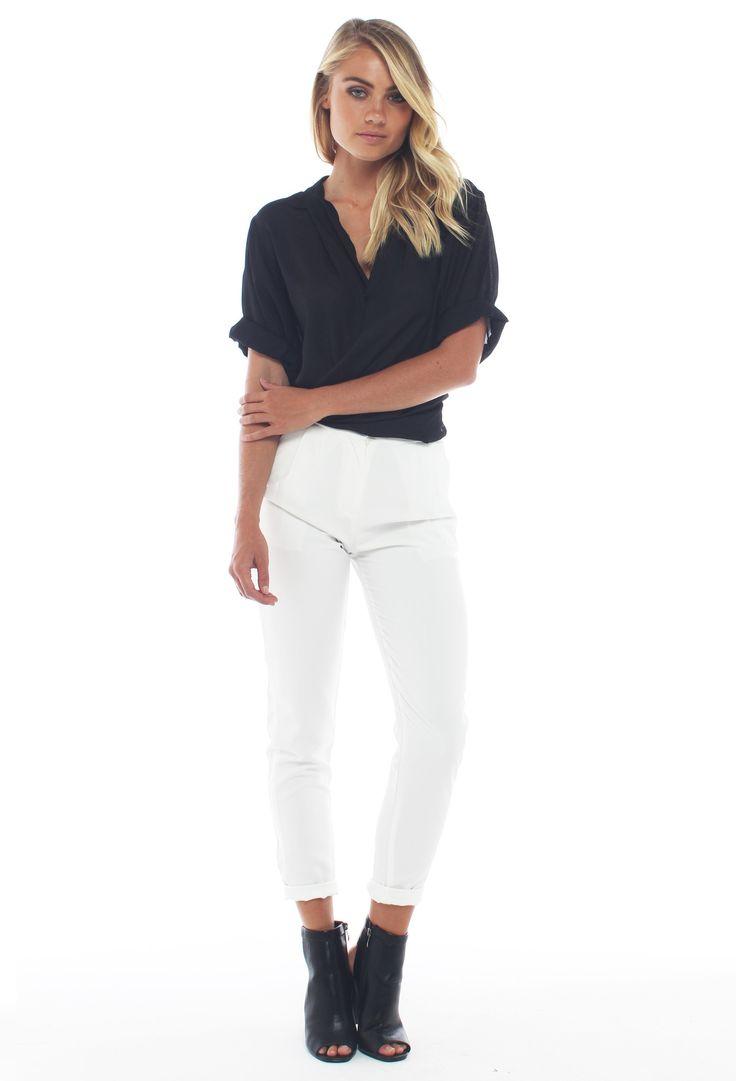 Rosebullet - Hyde Tailored Pants - White