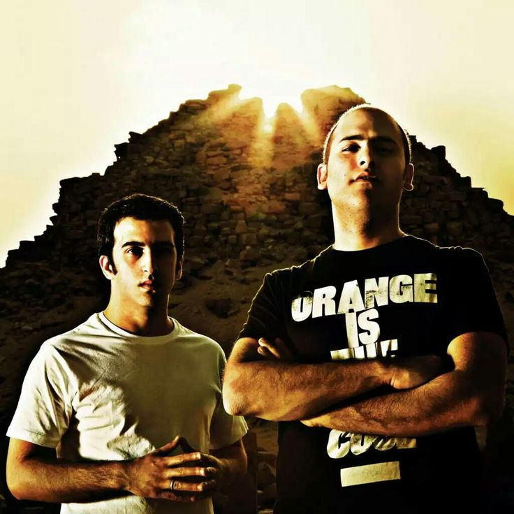 Aly and Fila The legendary Egyptian Trance duo