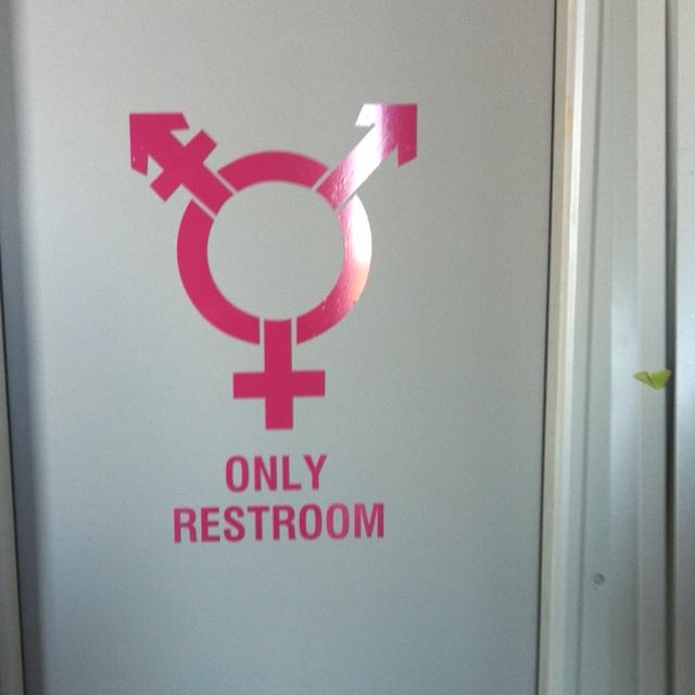 Mexican Restaurant Bathroom Signs