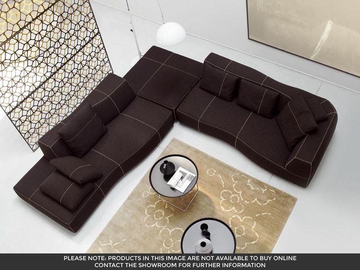 B&B Italia Bend Sofa by Patricia Urquiola - Chaplins