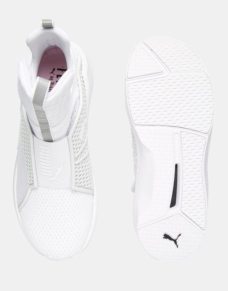 Rihanna | Puma X Rihanna - Fenty - Scarpe da ginnastica bianche su ASOS