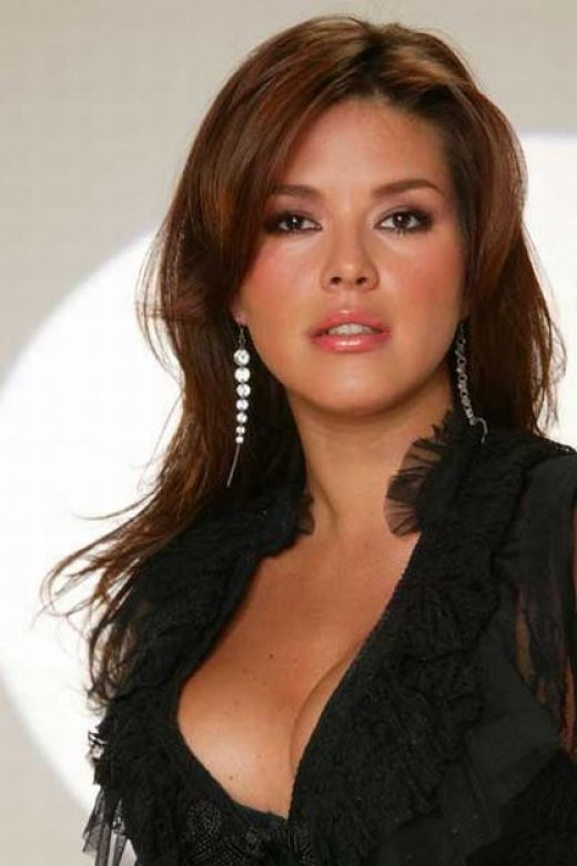 Alicia Machado – Former Miss Universe | Celebrities/ Actors/ Famous ...