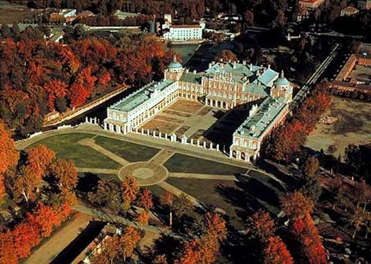 The Royal Palace - Aranjuez