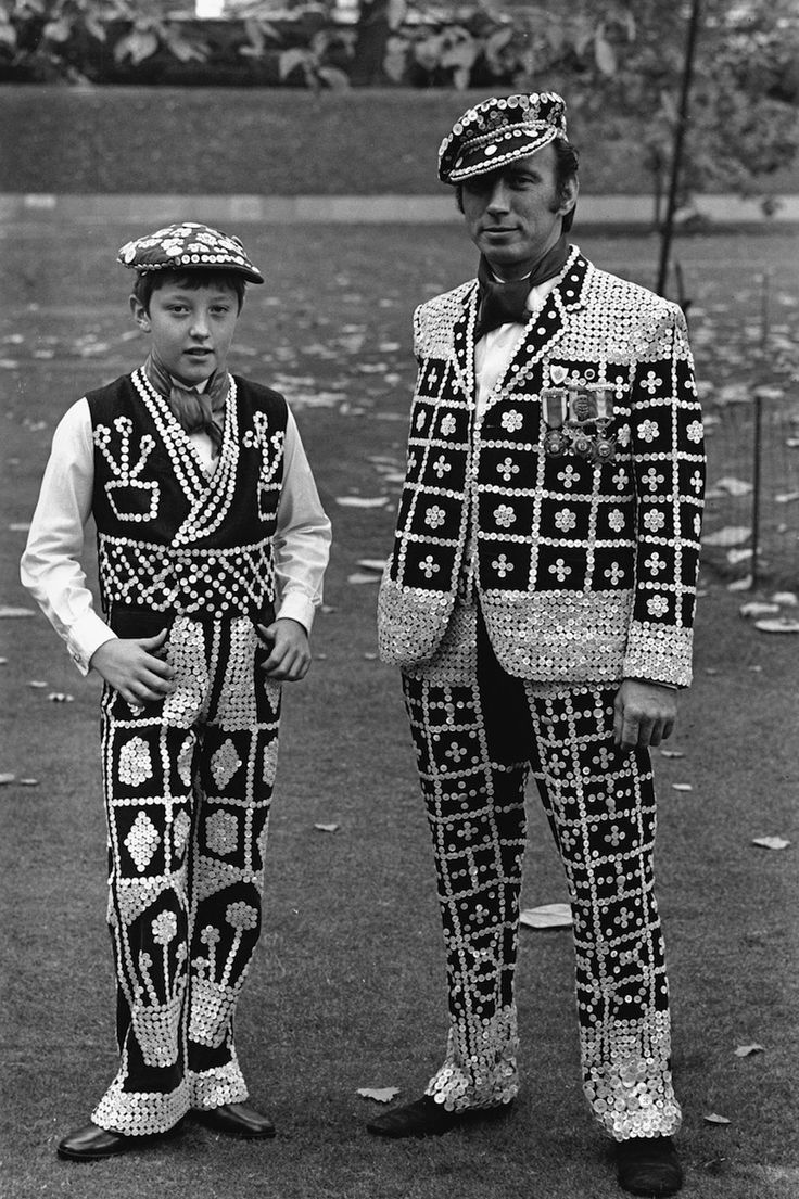 Tracing the embellished story of the Pearly Kings and Queens and their influence…