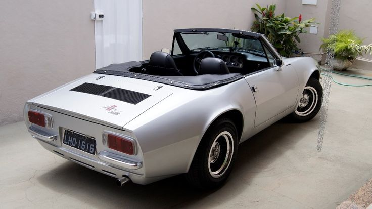 Puma GT - Made in Brazil