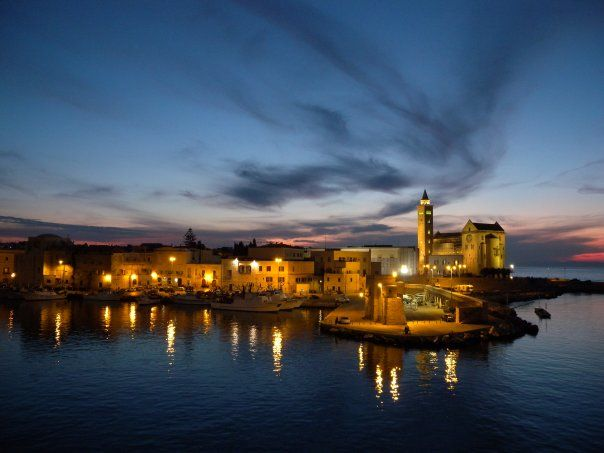 Beautiful view of #Trani