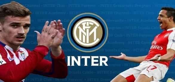 Inter, assalto a Sanchez a Griezmann Il colosso di Nanchino non baderà a spese pur di riportare il club ai vertici del calcio italiano e mondiale, come affermato nel momento del suo insediamento la scorsa estate. Proprio sul prossimo me #inter #sanchez #griezmann