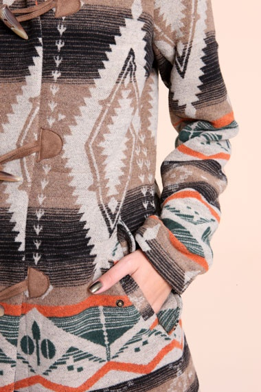 A/W'11 Trends: New Natives : Navajo Trend