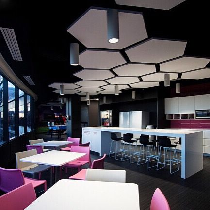 #FitoutFriday This is the awesome fitout of CISCO Systems Sydney by Futurespace.  by Futurespace.com.au