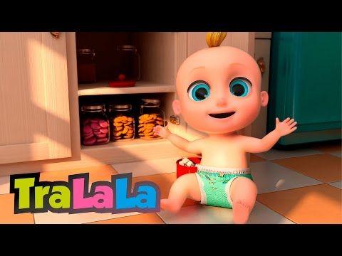 Bebe și tata (Johny Johny Yes Papa în română) | TraLaLa - YouTube