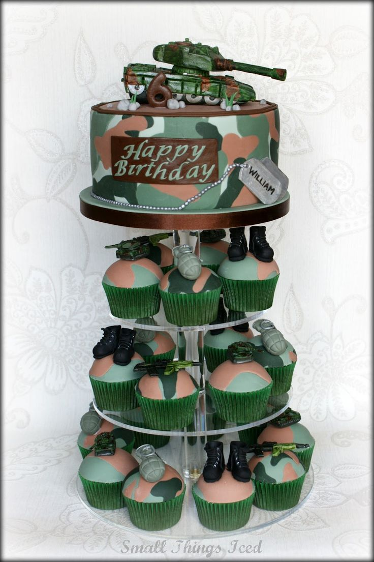 65 best MILITARY CAKES images on Pinterest Military cake Army