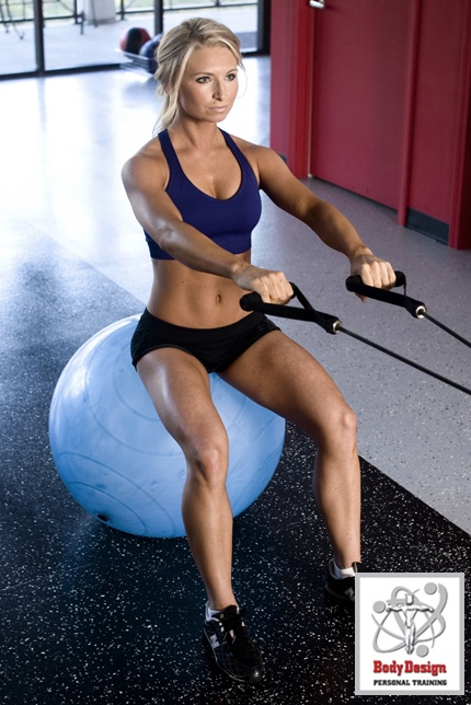 "Back and Bis WOD! Fat Burning workout for all fitness levels! ""PIN"" and try later!"