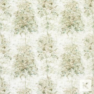 Lochwood fabric by Nina Campbell part of Rosslyn collection | Kingdom Interiors