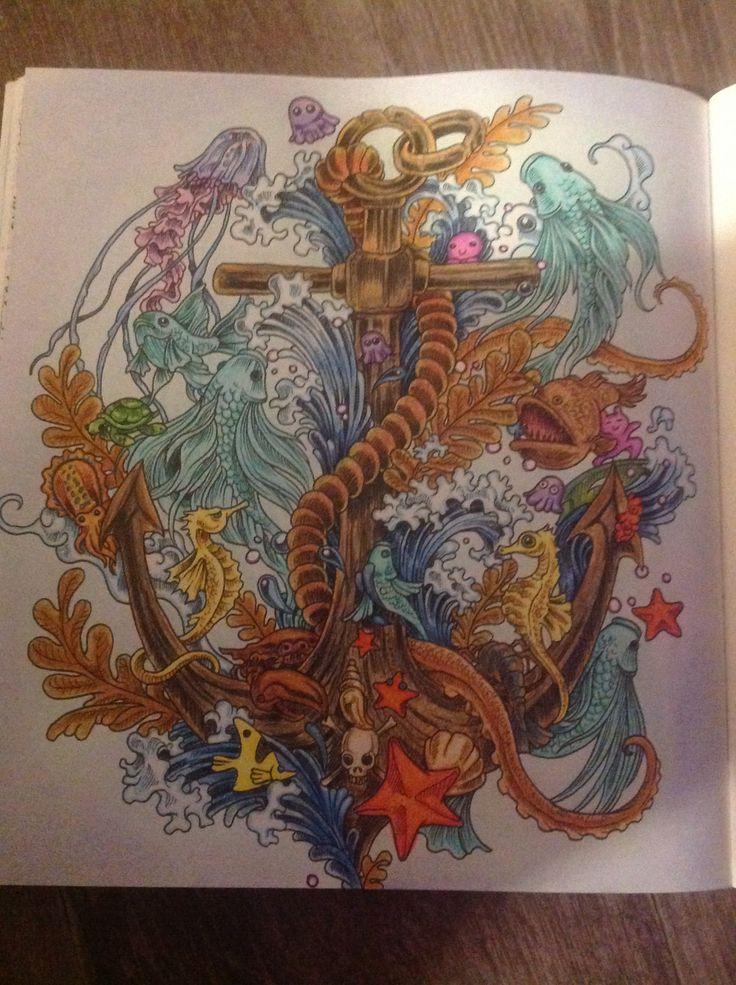 Imagimorphia, Kerby Rosanes, color by me (Seija)
