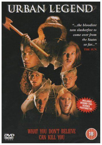 Urban Legend (DVD) (1998) UCA https://www.amazon.co.uk/dp/B0001XLXTI/ref=cm_sw_r_pi_dp_8IplxbJBYX6M0