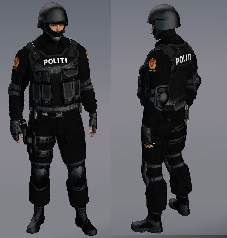 this is a swat uniform which police use in very tactical