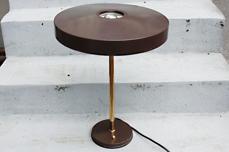 Louis Kalff Timor Schreibtischlampe