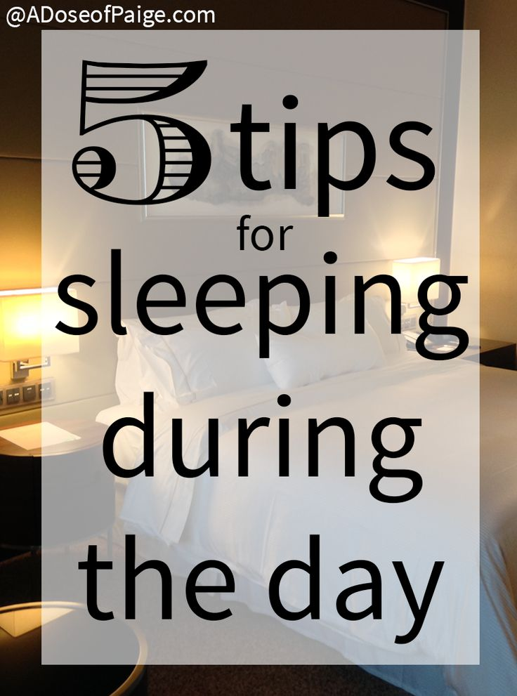 Sleeping right after switching to night shift check out these tips