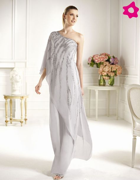 Vestidos de fiesta de Pronovias 2013 #boda #vestidos
